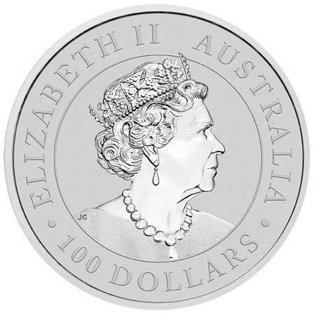 Platynowa Moneta Australijski Kangur 1 uncja