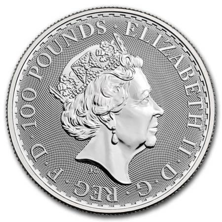 Platynowa Moneta Britannia 1 uncja NOWOŚĆ