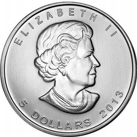 Srebrna Moneta Antylopa 1 uncja 2013r 24h