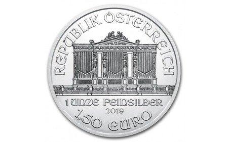 Zestaw Srebrna Moneta Wiedeński Filharmonik 500x1oz