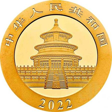 Złota Moneta Chińska Panda 30g 24h