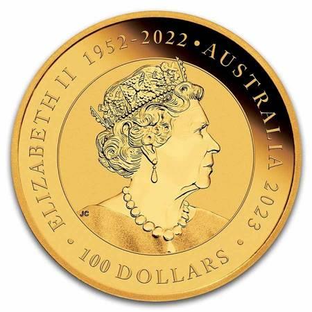 Złota Moneta Łabędź 1 uncja 24h
