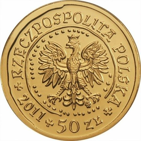 Złota Moneta Orzeł Bielik 1/10 uncji 24h
